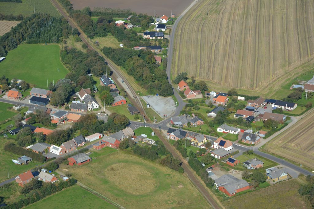 Luftfoto Fåre 290915