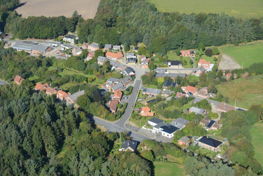26-09-16 Luftfoto: Gudum