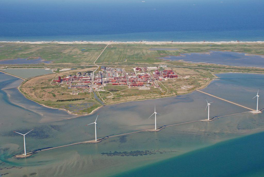 Luftfoto: Rønland 25.05.09